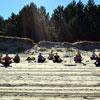 Retreat in Kaliningrad, the end of October 2013