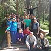 Retreat in Kemerovo (Siberia), May-June 2015