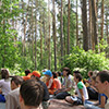 Retreat in Penza, spring 2011