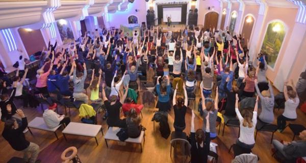 Yoga and Meditation Festival with Balakhilya das
