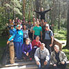 Retreat in Kemerovo (Siberia), May-June 2015